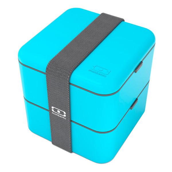 Monbento, Контейнер для продуктов, Square Blue 1,7л (1200 03 004)