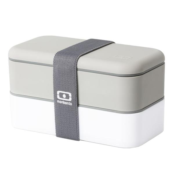 Monbento, Контейнер для продуктов, Original Grey 1л (1200 02 110)