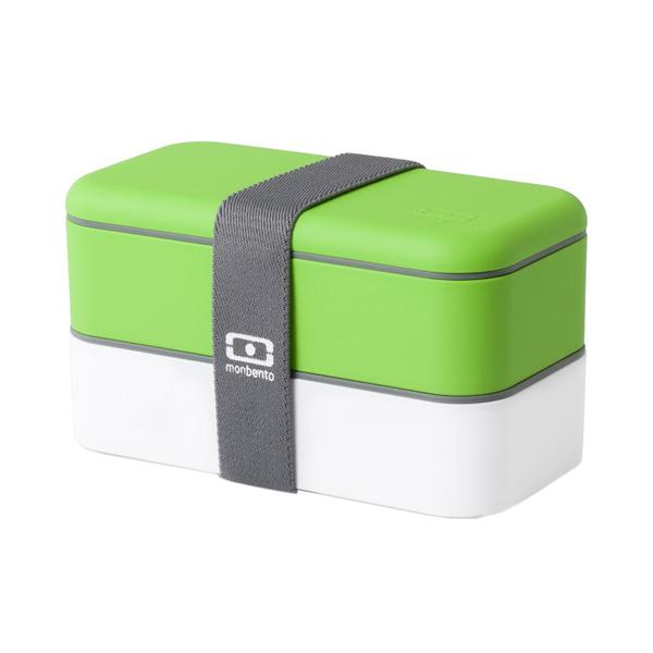 Monbento, Контейнер для продуктов, Original Green 1л (1200 02 105)