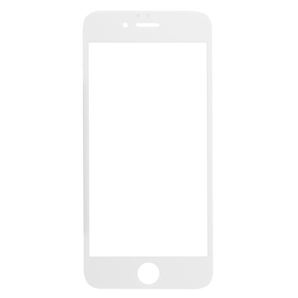 Red Line, Защитное стекло для iphone, для6/6s матовое,белый (МВ000000057)