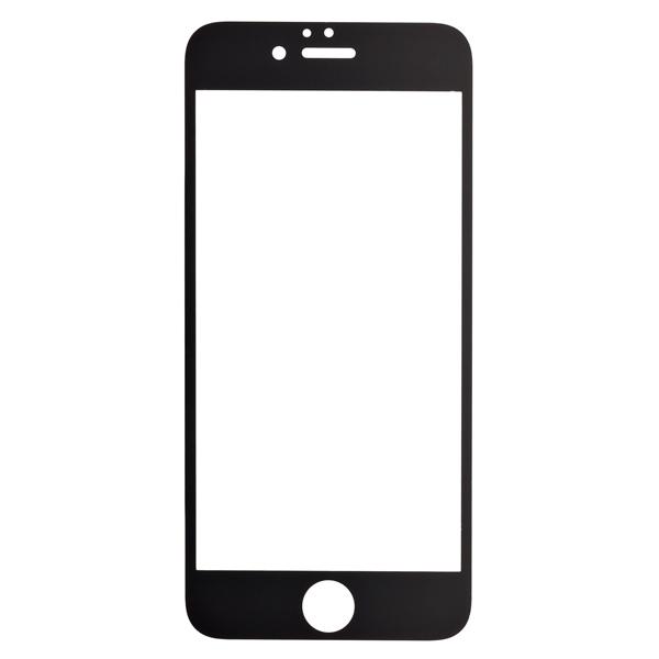 Защитное стекло для iPhone Red Line для 6/6sPlus матовое, черный (МВ000000054) защитное стекло для iphone red line для 6 6sматовое розовый мв000000056