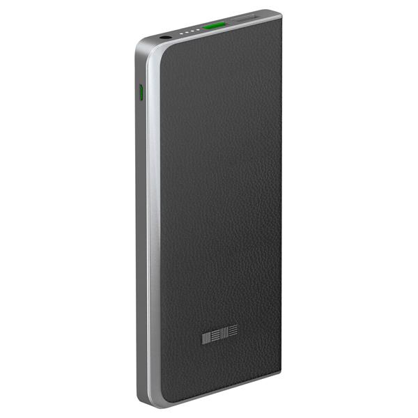 Внешний аккумулятор InterStep PB8000QCB (IS-AK-PB8008QCB-000B210) 8000 mAh аккумулятор digicare hydra dc8 8000 mah black yellow pb hdc8y
