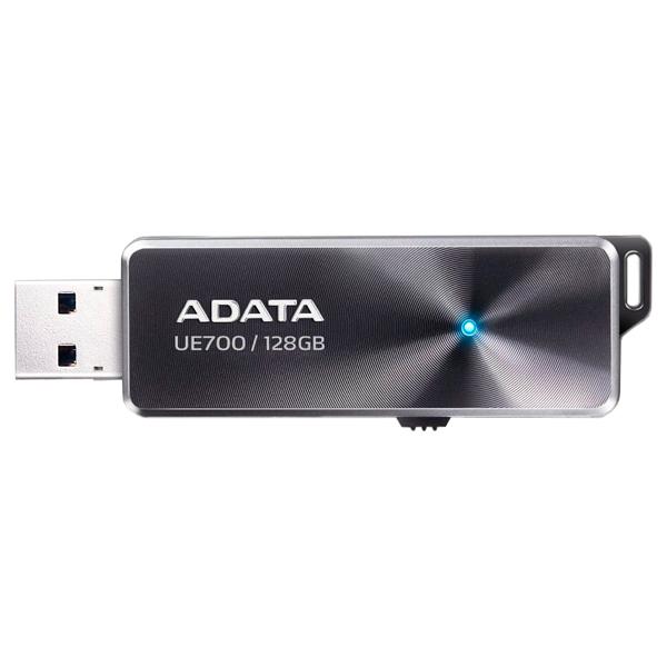 все цены на Флеш-диск ADATA DashDrive Elite UE700 128GB Black (AUE700128GCBK) онлайн