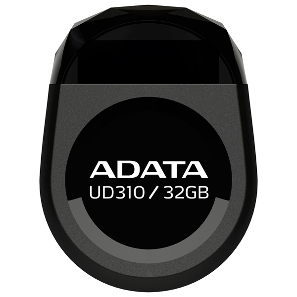 Флеш-диск ADATA DashDrive UD310 Black 32GB (AUD310-32G-RBK) adata uv100 32gb black флэш накопитель