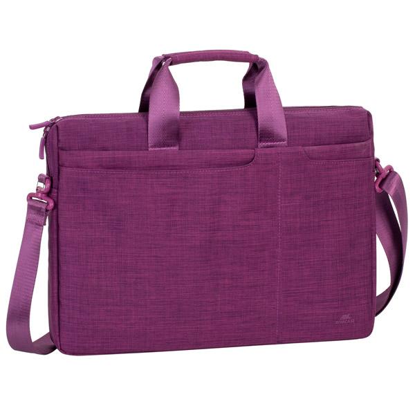 """Купить Кейс для ноутбука до 15"""" RIVACASE 8335 Purple в каталоге интернет магазина М.Видео по выгодной цене с доставкой, отзывы, фотографии - Москва"""