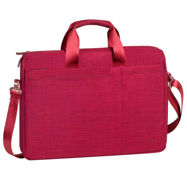 """Кейс для ноутбука до 15"""" RIVACASE 8335 Red - отзывы покупателей, владельцев в интернет магазине М.Видео - Мурманск - Мурманск"""