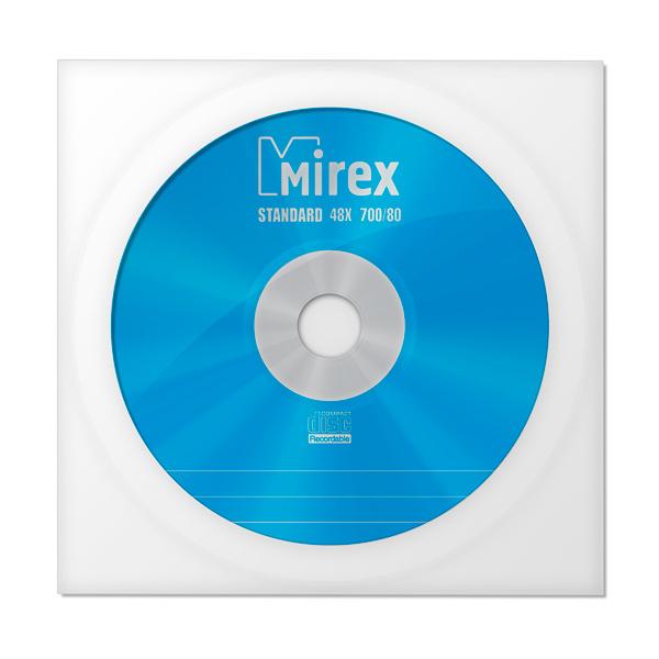 Купить CD-R диск Mirex 700Mb 48х Standart (204930) в каталоге интернет магазина М.Видео по выгодной цене с доставкой, отзывы, фотографии - г.Новосибирск