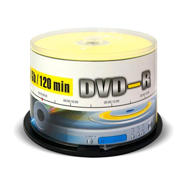 DVD-R диск Mirex