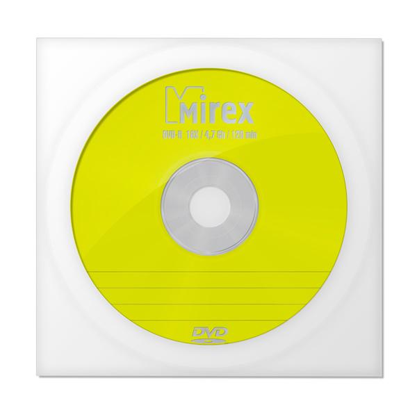 Купить DVD-R диск Mirex 4.7Gb 16x (205111) в каталоге интернет магазина М.Видео по выгодной цене с доставкой, отзывы, фотографии - Тобольск