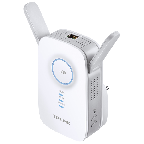 Ретранслятор Wi-Fi сигнала TP-Link RE350 tp link wifi router wdr6500 gigabit wi fi repeater 1300mbs 11ac dual band wireless 2 4ghz 5ghz 802 11ac