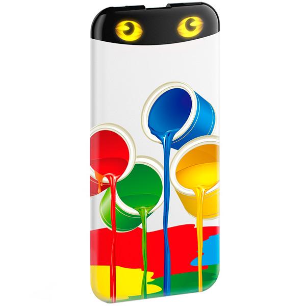 Внешний аккумулятор HIPER EP6600 Rainbow 6600 mAh eplutus ep 1104 в тамбове