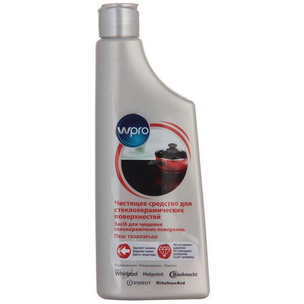 Чистящее средство для стеклокерамики Wpro VTC105