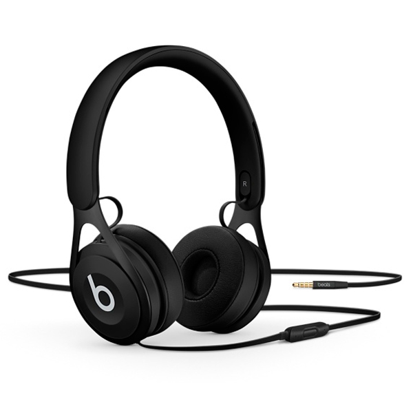 Наушники накладные Beats EP On-Ear Headphones Black (ML992ZE/A) наушники beats solo3 wireless on ear gloss black mnen2ze a