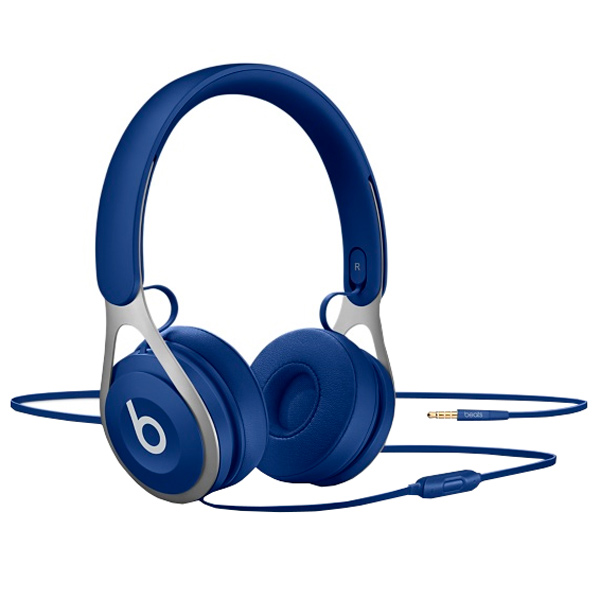Наушники накладные Beats EP On-Ear Headphones Blue (ML9D2ZE/A) наушники накладные beats ep on ear headphones white ml9a2ze a