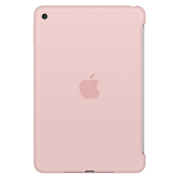 Кейс для iPad mini Apple iPad mini 4 Silicone Case Pink Sand (MNND2ZM/A) protective abs silicone bumper case for ipad mini retina ipad mini purple transparent