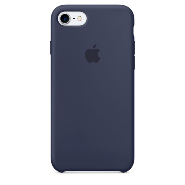 Чехол для iPhone Apple iPhone 7 Silicone Case Midnight Blue (MMWK2ZM/A) bondibon логическая игра антивирус bondibon