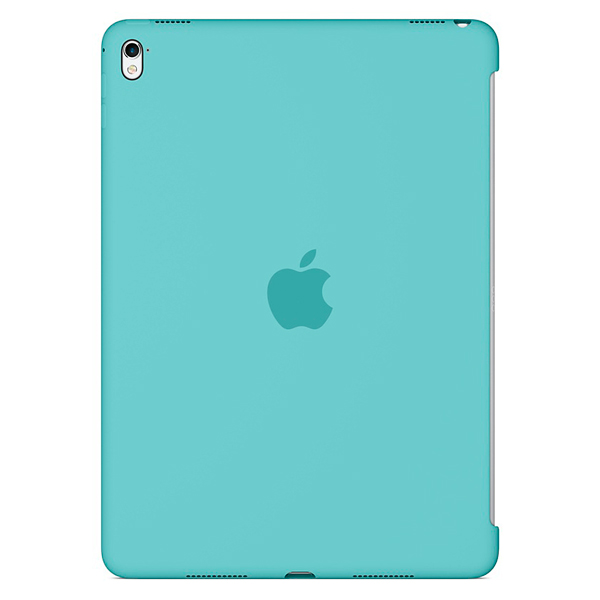 Кейс для iPad Pro Apple Silicone Case iPad Pro 9.7 Sea Blue (MN2G2ZM/A) лодочный мотор sea pro t 2 5s