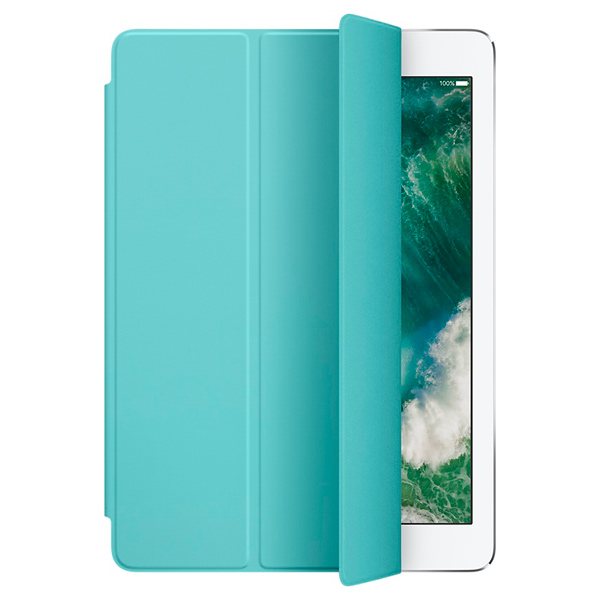Кейс для iPad Pro Apple Smart Cover iPad Pro 9.7 Sea Blue (MN472ZM/A) парогенератор mie stiro pro 100 blue