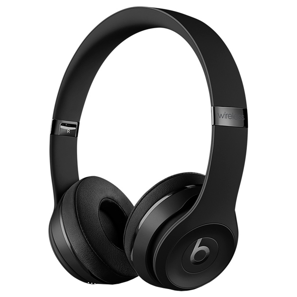 Наушники Bluetooth Beats Beats Solo3 Wireless On-Ear Black (MP582ZE/A) наушники beats solo3 wireless on ear gloss black mnen2ze a