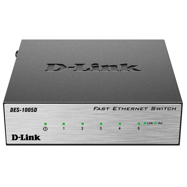 Инструкция по подключению d link switch 1005d