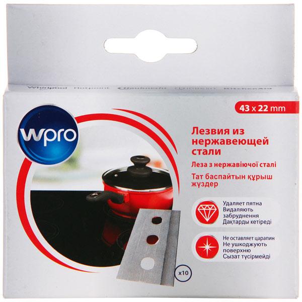 Лезвие к скребку для стеклокерамики Wpro BLA118