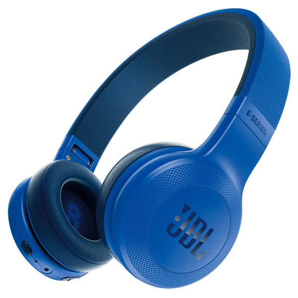 все цены на Наушники Bluetooth JBL E45BT Blue (JBLE45BTBLU) онлайн
