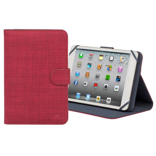 все цены на Чехол для планшетного компьютера RIVACASE 3317 Red 10.1