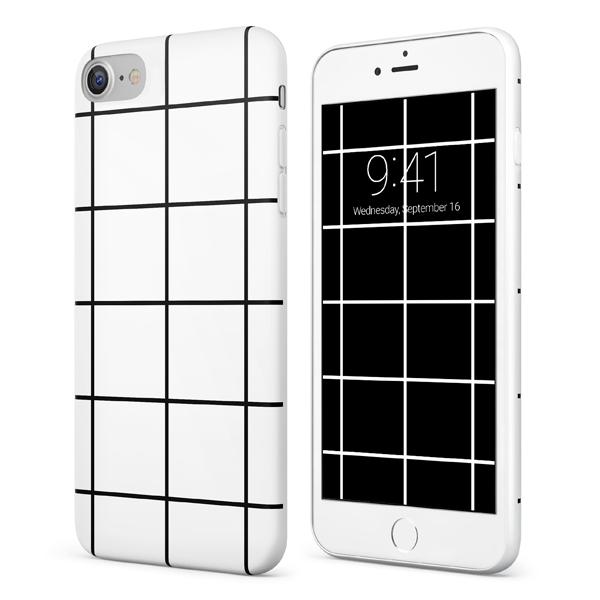 Чехол для iPhone Vipe для Apple iPhone 7 Pop белый (VPIP7POP2) кейс для iphone vipe для apple iphone 7 plus pop черный vpip7ppop5