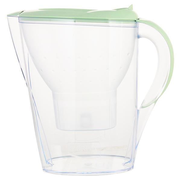 Фильтр для очистки воды Brita Marella Pastel 2,4 л чаша горошек 2 л бел син 1150426