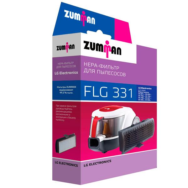 Фильтр для пылесоса Zumman FLG331 чистящее средство для холодильника zumman 3104