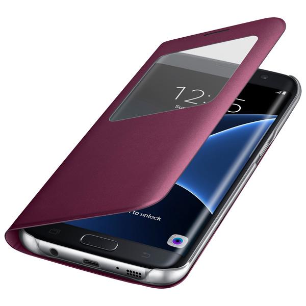 Чехол для сотового телефона Samsung S View Cover S7 Edge Vinous (EF-CG935PXEGRU) sitemap 298 xml