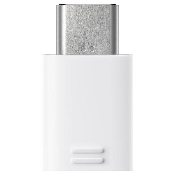 Кабель USB Type-C Samsung microUSB-B - USB-C White (EE-GN930BWRGRU)