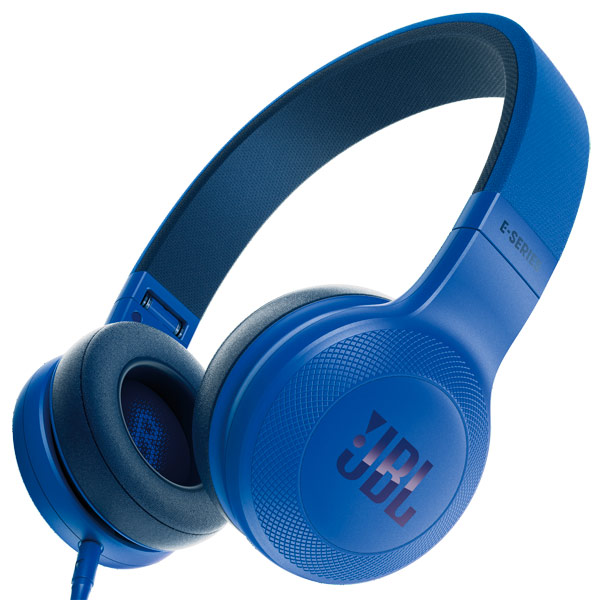 Наушники полноразмерные JBL E35 Blue (JBLE35BLU) наушники jbl t450bt blue