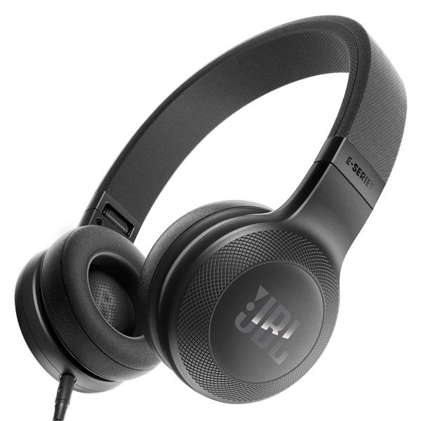 Наушники полноразмерные JBL E35 Black (JBLE35BLK) jbl synchros e30 black