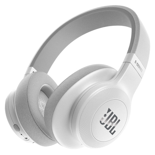 Наушники Bluetooth JBL E55BT White (JBLE55BTWHT) наушники bluetooth jbl e55bt teal jble55bttel