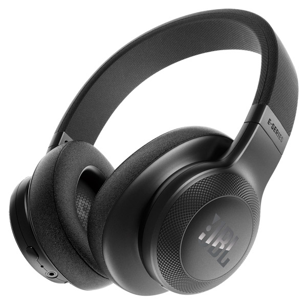 Наушники Bluetooth JBL E55BT Black (JBLE55BTBLK) наушники jbl e55bt white