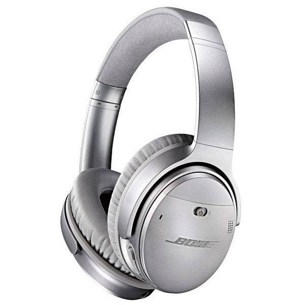 Наушники Bluetooth Bose QuietComfort 35 Silver