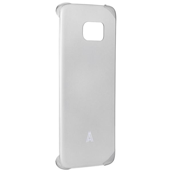 Чехол для сотового телефона AnyMode для Galaxy S7 Edge Silver (FA00020KSV) чехол книжка anymode для samsung galaxy s6 edge розовый
