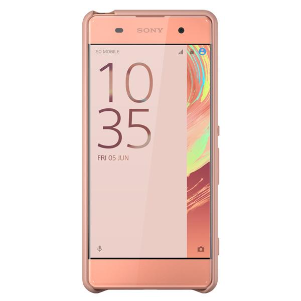 все цены на Чехол для сотового телефона Sony SBC26 Rose Gold для Xperia XA онлайн