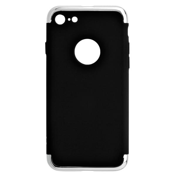 Кейс для iPhone Red Line Element для iPhone 7 черный (серебристая рамка) рамка для секционного м да