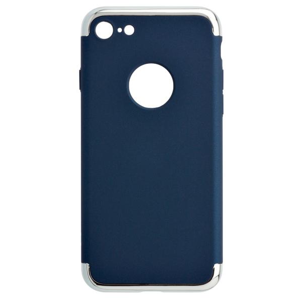 Кейс для iPhone Red Line Element для iPhone 7 синий (серебристая рамка) рамка для секционного м да