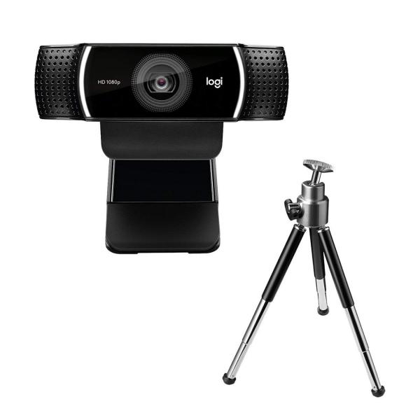 Logitech, Web-камера, C922 Pro Stream (960-001088)