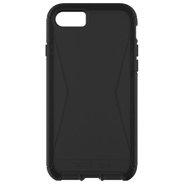 Чехол для iPhone Tech21 T21-5396 Black чехол для iphone tech21 t21 5094 clear grey