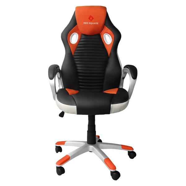 Кресло компьютерное игровое Red Square Comfort Crimson Orange iek mkm14 n 18 31 z корпус металлический щрн 18з 1 36 ухл3 ip31