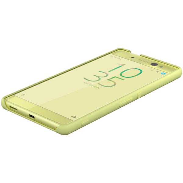 все цены на Чехол для сотового телефона Sony SBC34 Lime Gold для Xperia XA Ultra онлайн