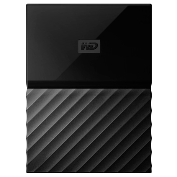 "Внешний жесткий диск 2.5"" WD My Passport 1Tb Black (WDBBEX0010BBK-EEUE)"