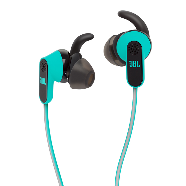 Наушники для Apple JBL Reflect Aware Teal (JBLAWARETELI) наушники bluetooth jbl e55bt teal jble55bttel