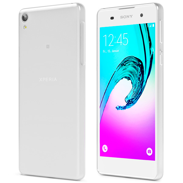 Чехол для сотового телефона Takeit для Sony Xperia E5, Slim, прозрачный sony xperia e5 f3311 white