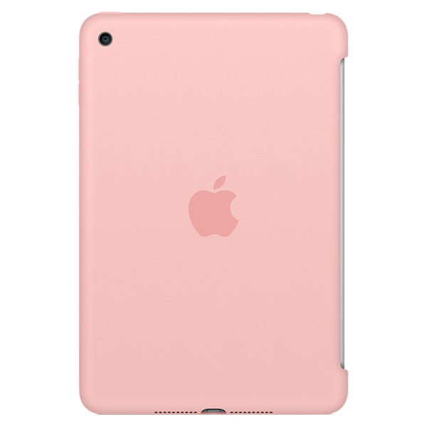 Кейс для iPad mini Apple iPad Mini 4 Silicon Case Pink (MLD52ZM/A) кейс для микшерных пультов thon mixer case powermate 1600 2