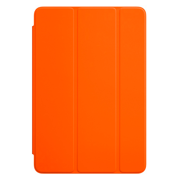 Кейс для iPad mini Apple iPad Mini 4 Smart Cover Orange (MKM22ZM/A) apple ipad mini smart case black mgn62zm a
